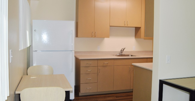 TPA 1 bedroom 1 Person kitch 14x1