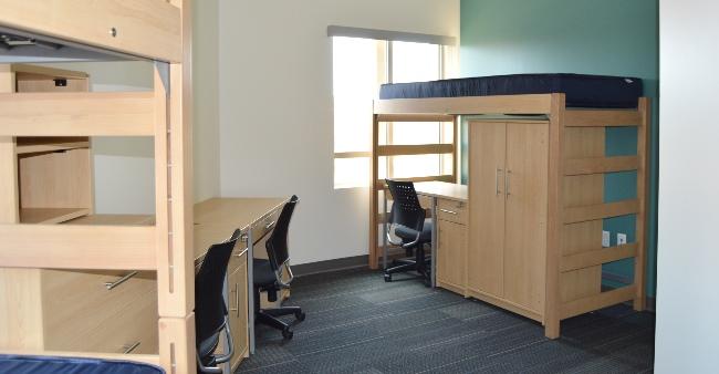 UVV 1 bedroom 3 People BdRm 04x1